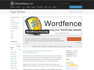 plugin seguridad wordpress - wordfence